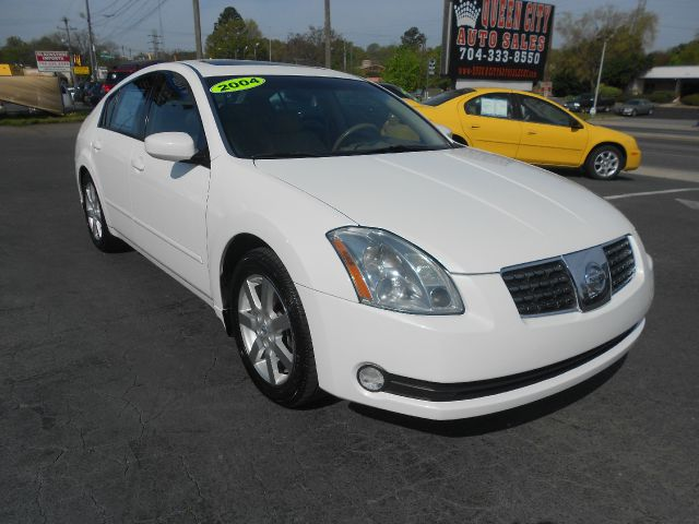 2004 nissan maxima for sale in charlotte nc. Black Bedroom Furniture Sets. Home Design Ideas