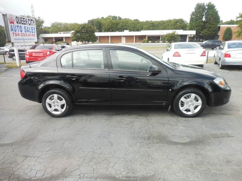 2008 chevrolet cobalt lt 4dr sedan in charlotte nc queen city auto. Cars Review. Best American Auto & Cars Review