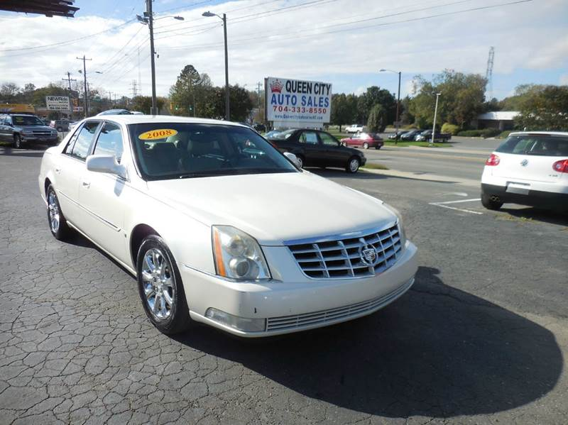 cadillac dts for sale in charlotte nc. Black Bedroom Furniture Sets. Home Design Ideas