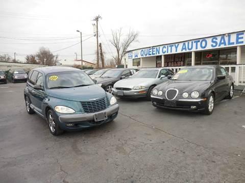 2001 Chrysler PT Cruiser for sale in Charlotte, NC