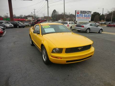 2005 Ford Mustang for sale in Charlotte, NC