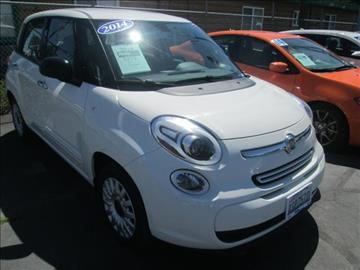 2014 FIAT 500L for sale in Coeur D Alene, ID