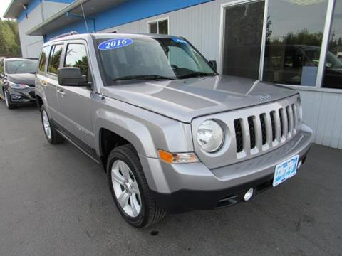 2016 Jeep Patriot for sale in Coeur D Alene, ID