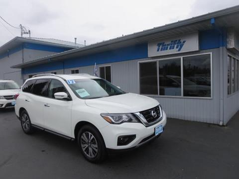 2017 Nissan Pathfinder for sale in Coeur D Alene, ID