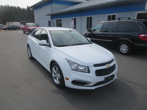 2015 Chevrolet Cruze for sale in Coeur D Alene, ID