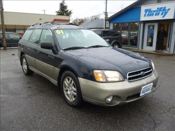 2001 Subaru Outback for sale in Coeur D Alene, ID
