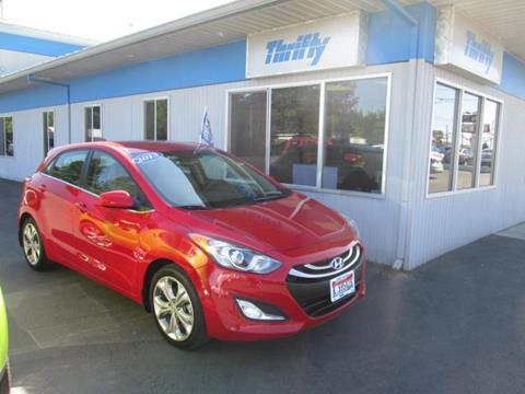 2013 Hyundai Elantra GT for sale in Coeur D Alene, ID