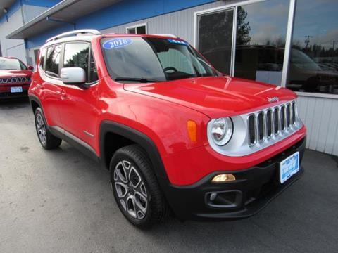 2018 Jeep Renegade for sale in Coeur D Alene, ID