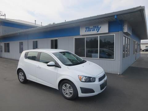 2015 Chevrolet Sonic for sale in Coeur D Alene, ID