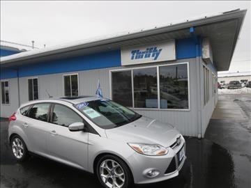 2012 Ford Focus for sale in Coeur D Alene, ID