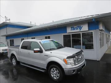 2012 Ford F-150 for sale in Coeur D Alene, ID