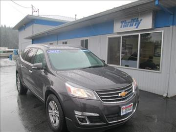 2015 Chevrolet Traverse for sale in Coeur D Alene, ID