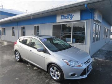 2013 Ford Focus for sale in Coeur D Alene, ID
