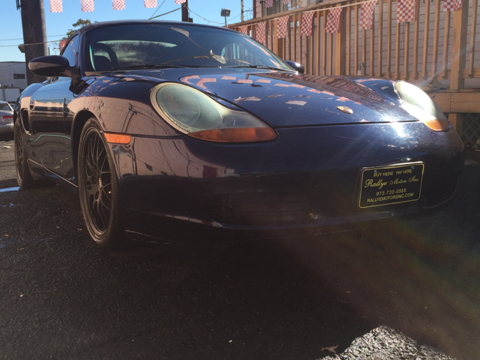2001 Porsche Boxster for sale in Newark, NJ