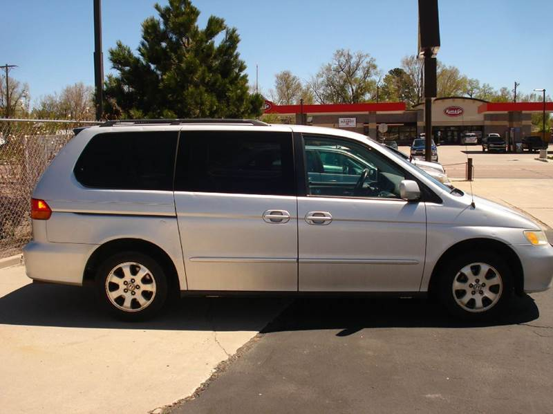 2003 Honda Odyssey EX 4dr Mini-Van - Frontier Motors Ltd CO