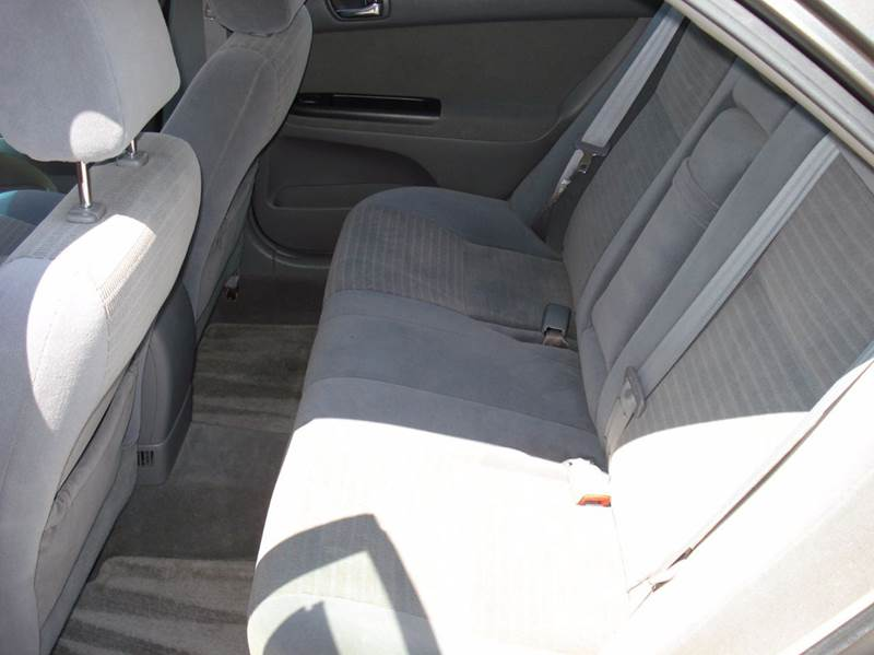 2006 Toyota Camry LE 4dr Sedan w/Automatic - Frontier Motors Ltd CO