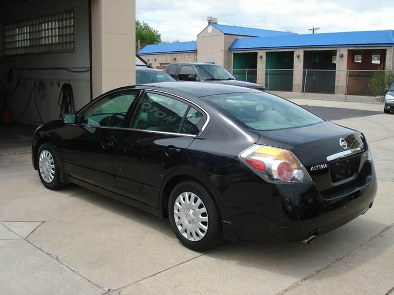 2007 Nissan Altima 2.5 S 4dr Sedan (2.5L I4 CVT) - Frontier Motors Ltd CO