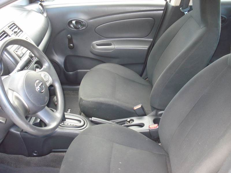2012 Nissan Versa 1.6 S 4dr Sedan CVT - Frontier Motors Ltd CO