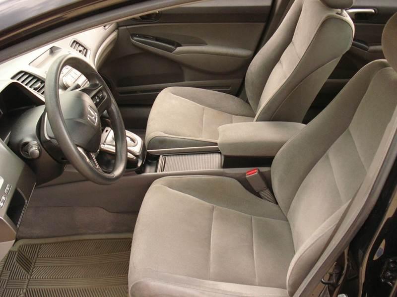 2008 Honda Civic LX 4dr Sedan 5A - Frontier Motors Ltd CO