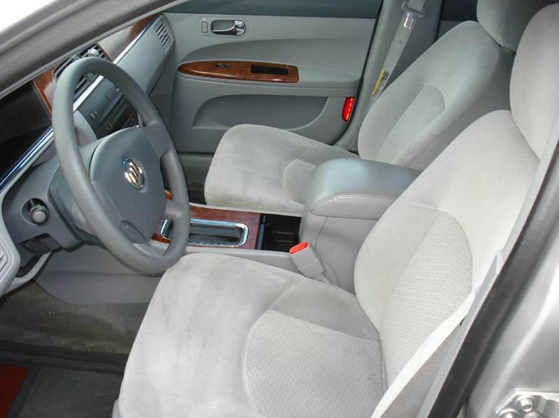 2005 Buick LaCrosse CX 4dr Sedan - Frontier Motors Ltd CO