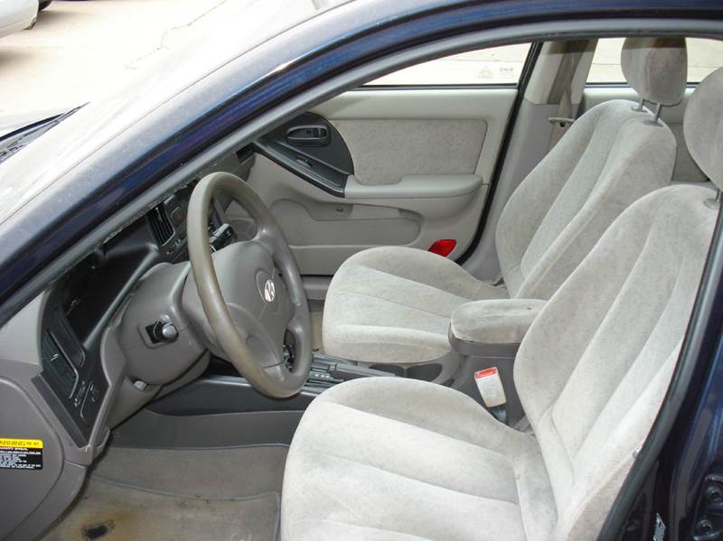 2006 Hyundai Elantra GLS 4dr Sedan - Frontier Motors Ltd CO