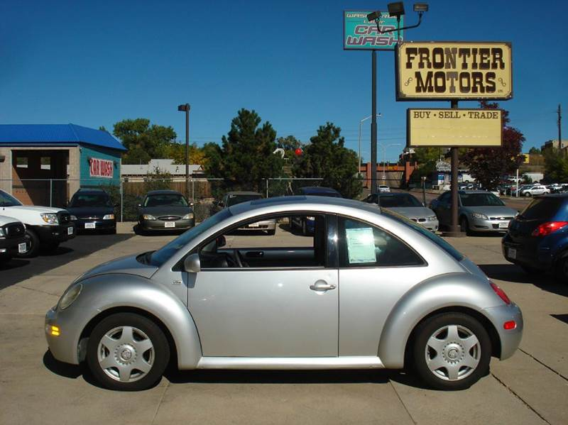 Volkswagen New Beetle For Sale In Colorado Carsforsale Com