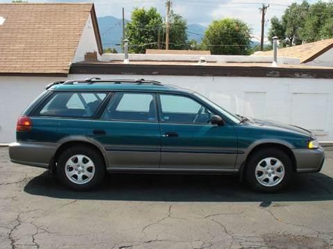 1999 Subaru Legacy for sale in Frontier Motors Ltd, CO