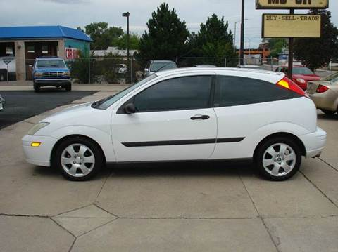 2001 Ford Focus for sale in Frontier Motors Ltd, CO
