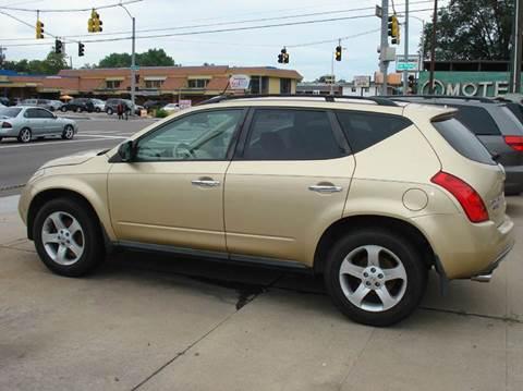 2003 Nissan Murano for sale in Frontier Motors Ltd, CO