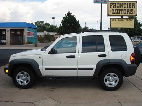 2006 Jeep Liberty for sale in Frontier Motors Ltd, CO