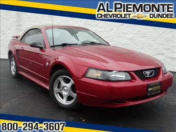 2004 Ford Mustang for sale in East Dundee, IL