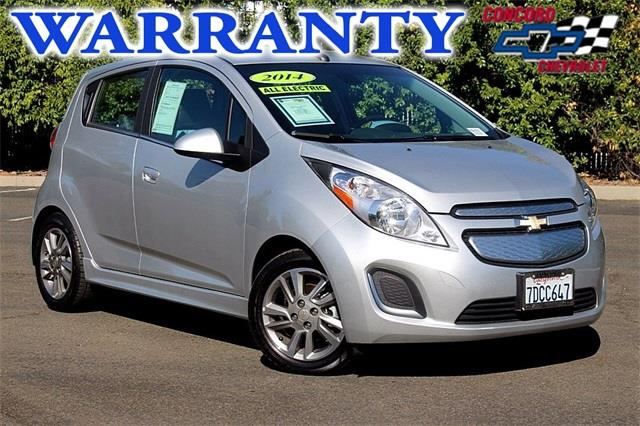 2014 chevrolet spark ev for sale in concord ca. Black Bedroom Furniture Sets. Home Design Ideas