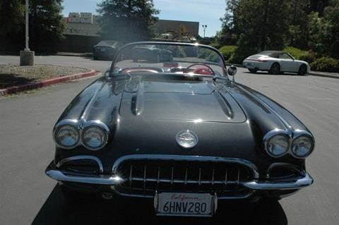 1959 chevrolet corvette for sale. Cars Review. Best American Auto & Cars Review