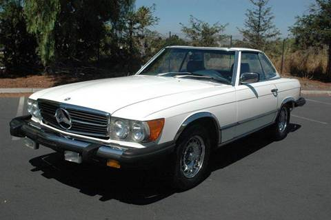 1983 Mercedes-Benz 380-Class for sale in Campbell, CA