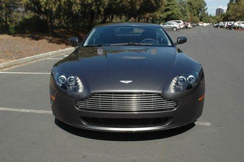 2007 Aston Martin V8 Vantage for sale in Campbell, CA