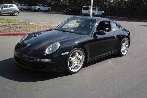 2005 Porsche 911 for sale in Campbell, CA