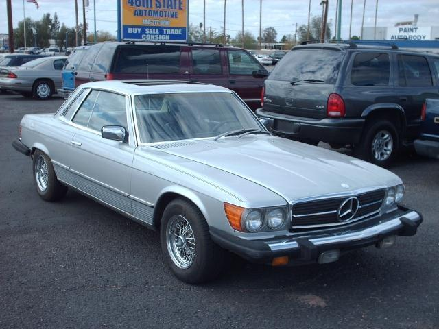Used 1978 mercedes benz s class for sale for Mercedes benz financial credit score