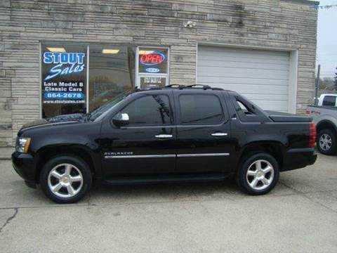 2011 Chevrolet Avalanche for sale in Enon, OH