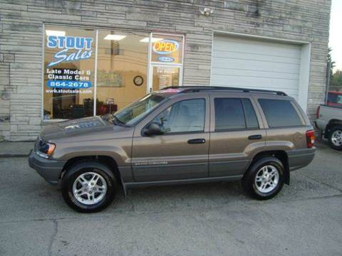 2002 Jeep Grand Cherokee for sale in Enon, OH