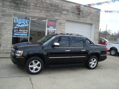 Chevrolet avalanche for sale carsforsale 2011 chevrolet avalanche for sale in enon oh sciox Image collections
