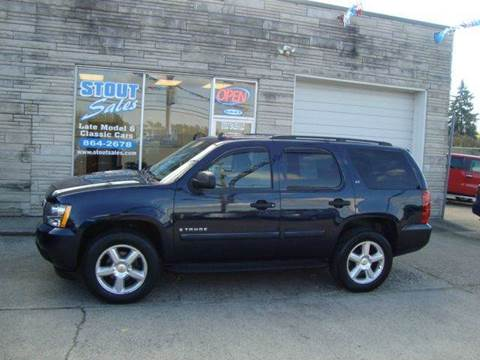 2008 Chevrolet Tahoe for sale in Enon, OH