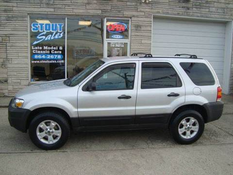 2005 Ford Escape for sale in Enon, OH