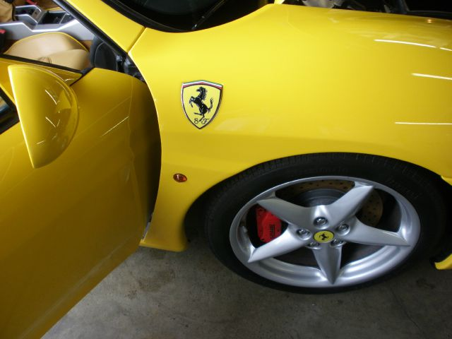 2002 Ferrari 360 Spider F1 - La Crescenta CA