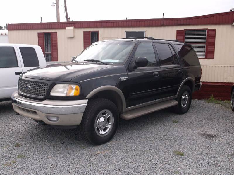2000 Ford Expedition 4dr Eddie Bauer 4WD SUV - Smithfield NC