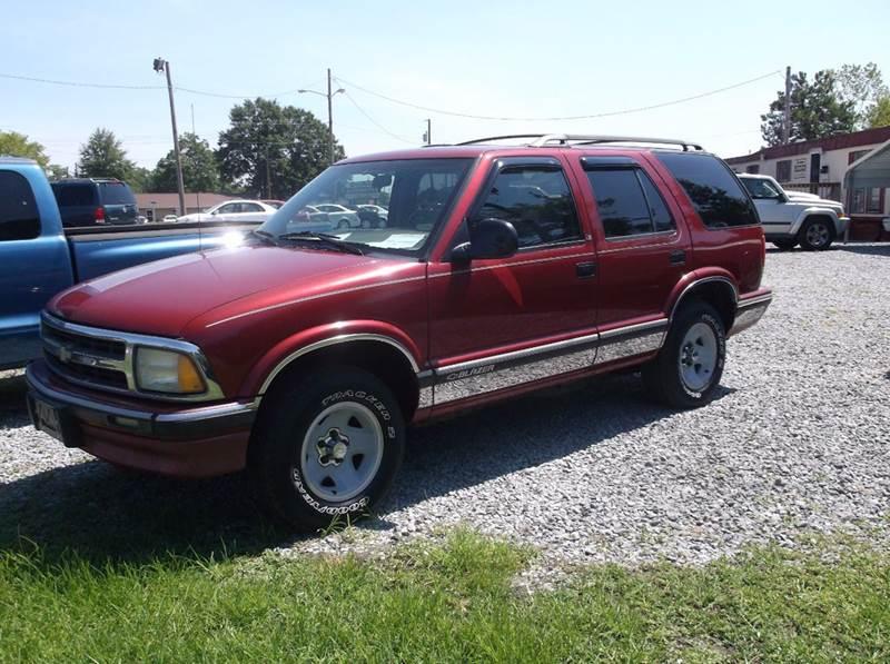 1996 Chevrolet Blazer 4dr SUV - Smithfield NC