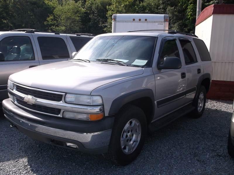 2004 Chevrolet Tahoe LT 4WD 4dr SUV - Smithfield NC