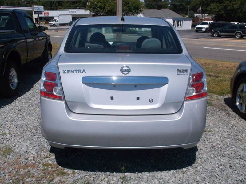 2010 Nissan Sentra 2.0 SL 4dr Sedan - Smithfield NC