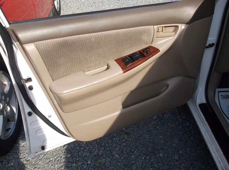 2007 Toyota Corolla S 4dr Sedan (1.8L I4 4A) - Smithfield NC