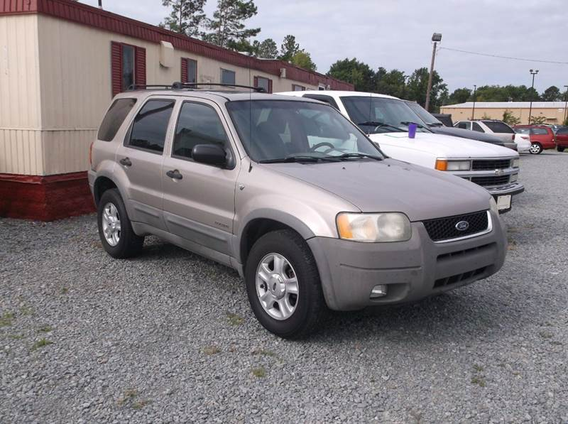 2001 Ford Escape XLT 4WD 4dr SUV - Smithfield NC