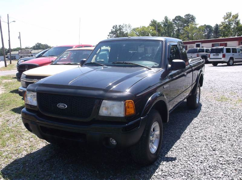 2003 Ford Ranger 4dr SuperCab XLT Appearance RWD SB - Smithfield NC